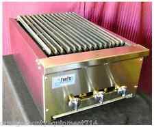 New 18 Radiant Char Broiler Gas Grill Stratus Srb 18 1065 Burger Steak Bbq Usa