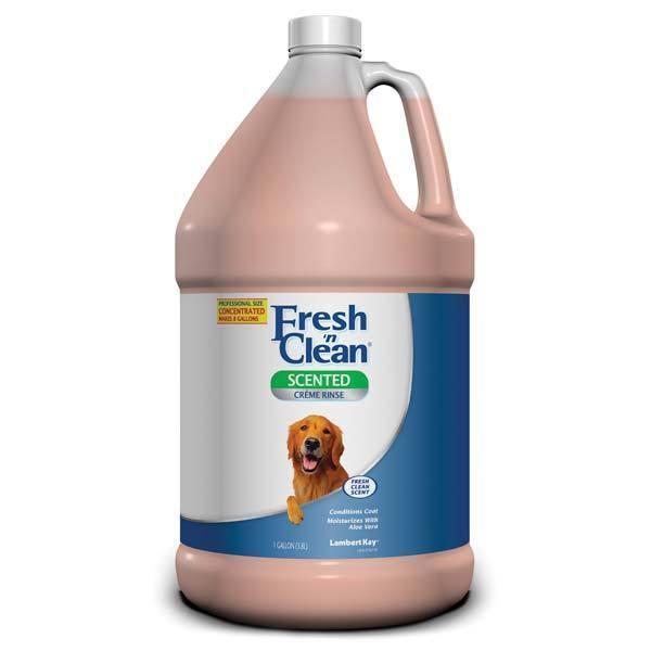 Profumato Crema Lavaggio Professionale Cane e Gatto Concentrato Gallone Diluito
