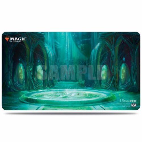 "Ultra Pro Magic the Gathering Ravnica Allegiance /""playmat only/"" MTG Simic box"