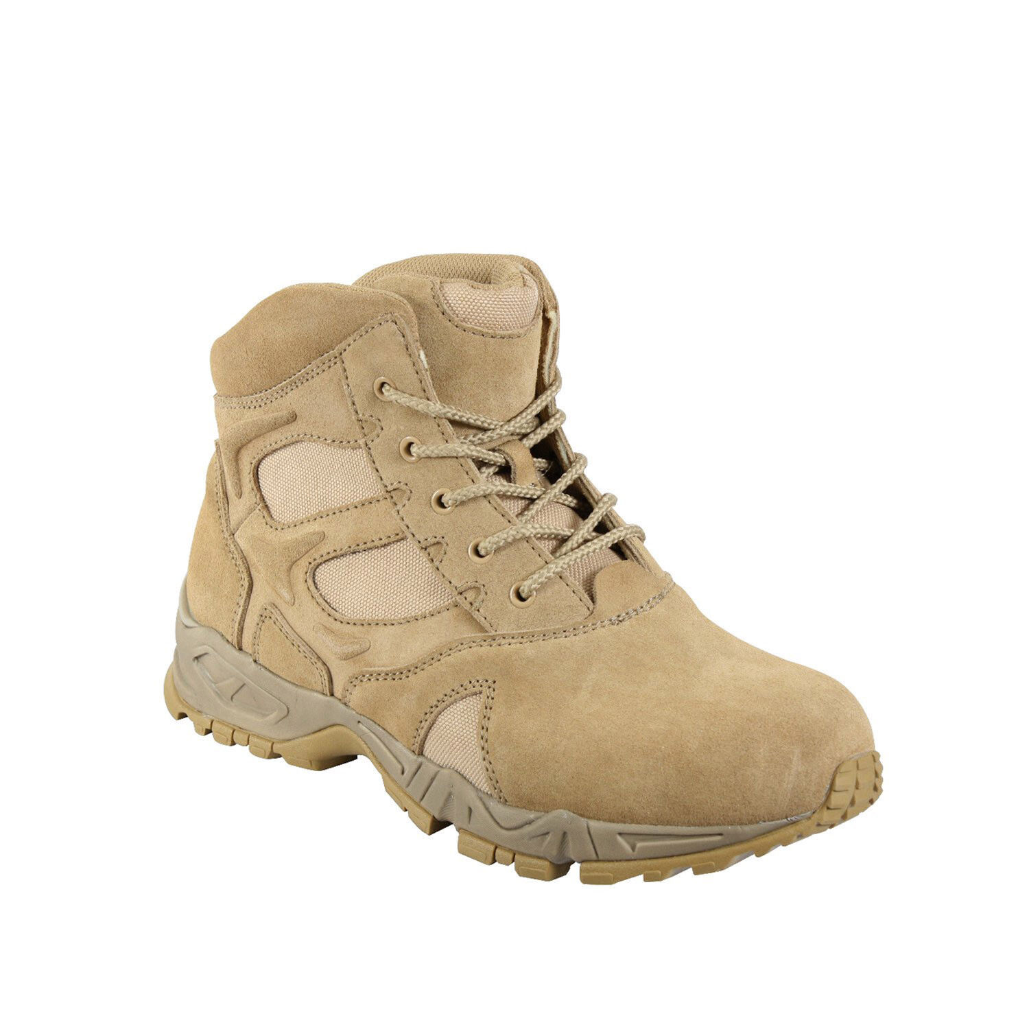 Rothco 6 Inch Deployment Forced Entry Desert Tan Deployment Inch Boot cb905e