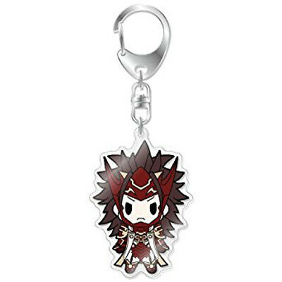 Fire Emblem Fates Zander Acrylic Key Chain Anime Manga NEW