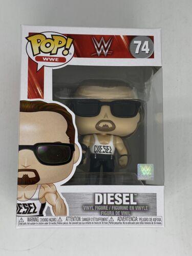 Kevin Nash Diesel 74 WWE Funko Pop