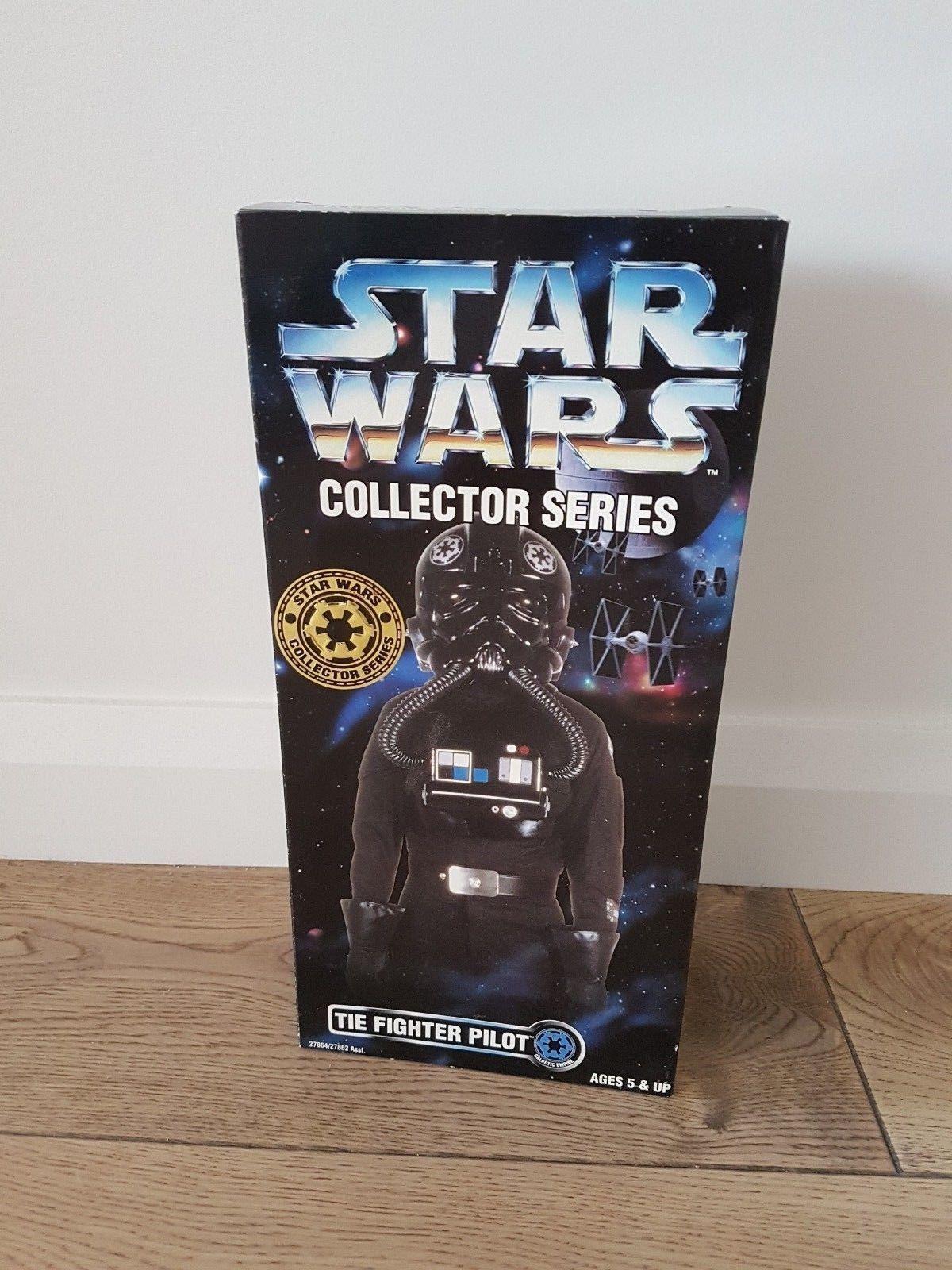 Star Wars TIE Fighter Pilot Collector Series 12'' figure Brand New