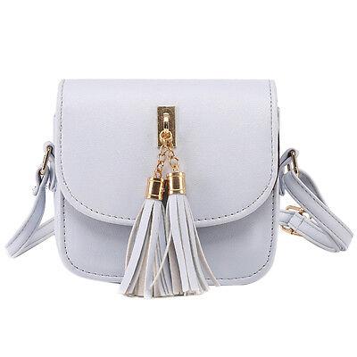 Women Faux Leather Handbag Shoulder Crossbody Bag Tote Messenger Satchel Purse