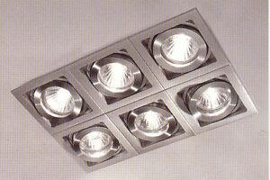 Focos-empotrables-de-techo-ojos-de-buey-en-aluminio