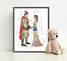 Disney Toy Story Woody Andy Quote A4 Print Art Framed Gift Home Christening