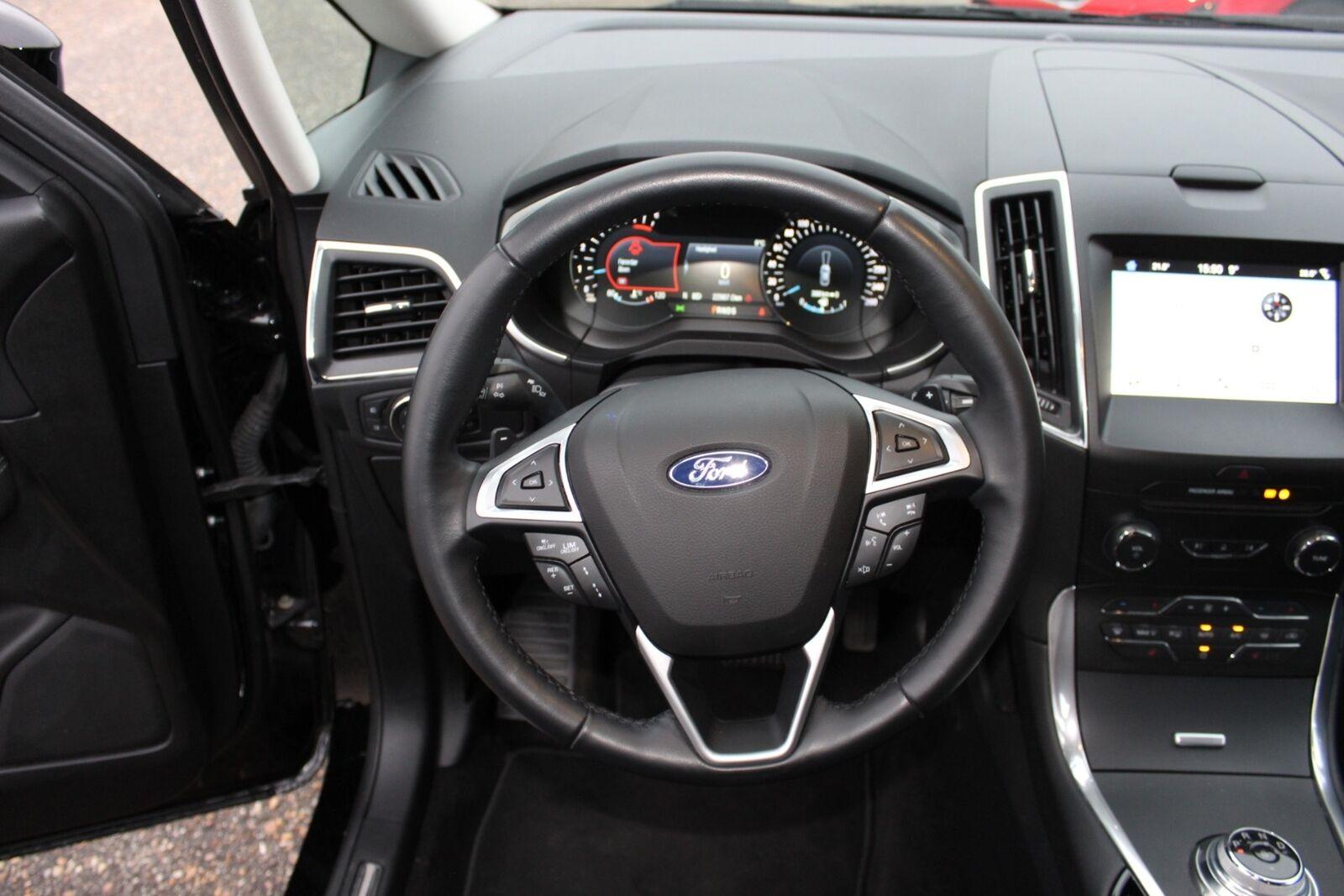 Ford S-MAX 2,0 EcoBlue Titanium aut. 7prs - billede 8