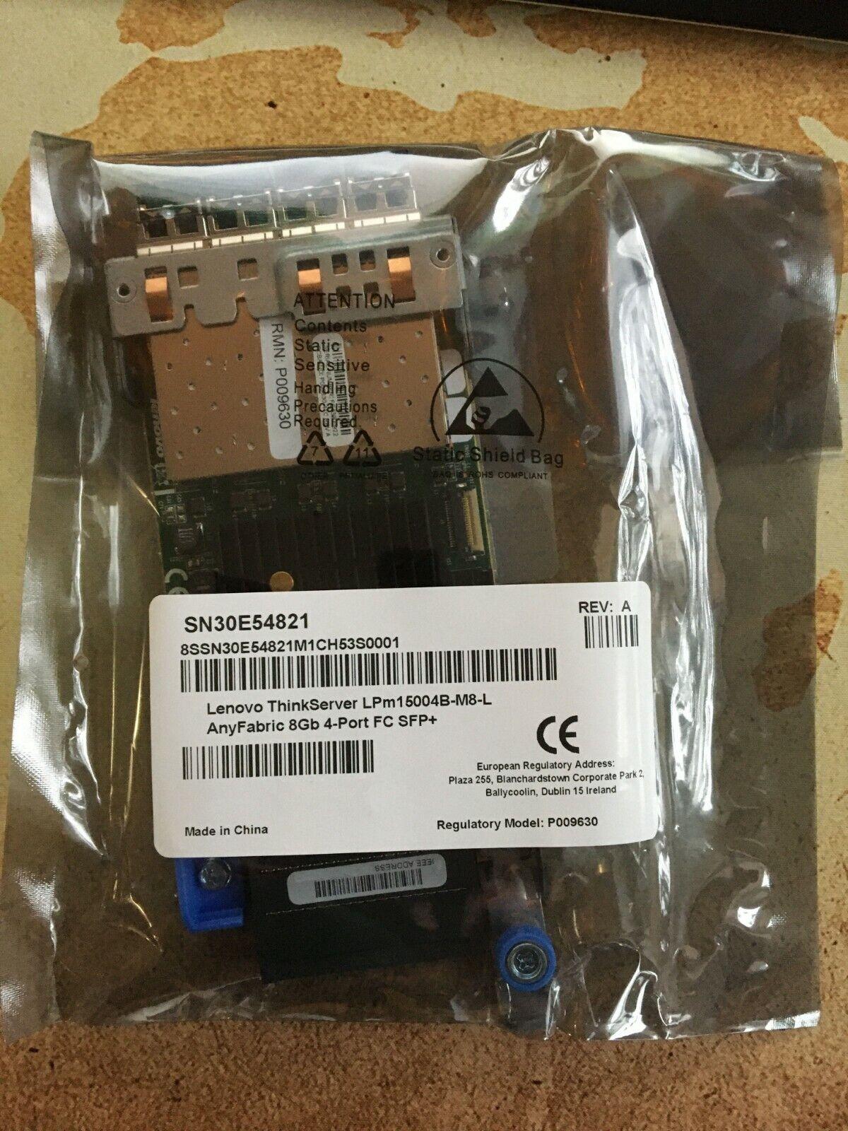 NEW: Lenovo SN30E54821/LPm15004B