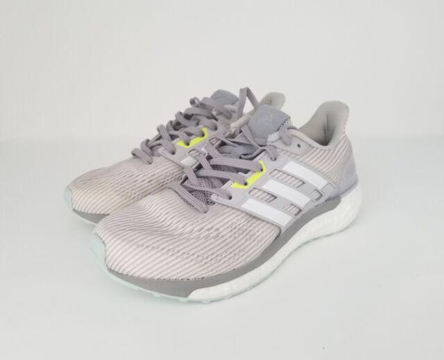 4d7c8fc73fdba adidas Supernova W CONTINENTAL Boost Grey Green Women Running Shoes ...