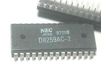Nec D8259ac-2 28-pin Dip Programmable Interrupt Controller Quantity-2
