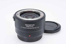 Olympus Digital EC-20 2.0X Teleconverter Tele Converter                     #349
