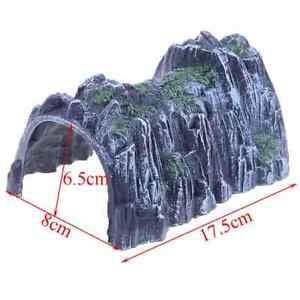 Cave-1-87-Scale-HO-Gauge-Sand-Table-Model-Railway-Train-Tunnel-Miniature-Track