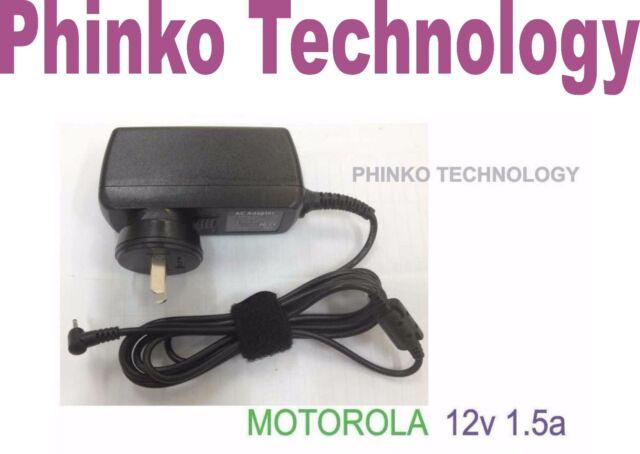 18W AC Adapter Charger Power Supply For MOTOROLA XOOM MZ600 MZ601 MZ603 MZ604
