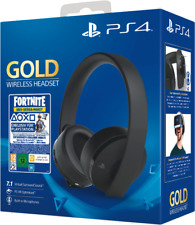 Artikelbild PS4 Wireless-Headset Gold Edition: Fortnite Neo Versa Bundle