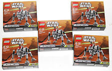 5 x LEGO 75077 Star Wars Homing Spider Droid (BRAND NEW SEALED)