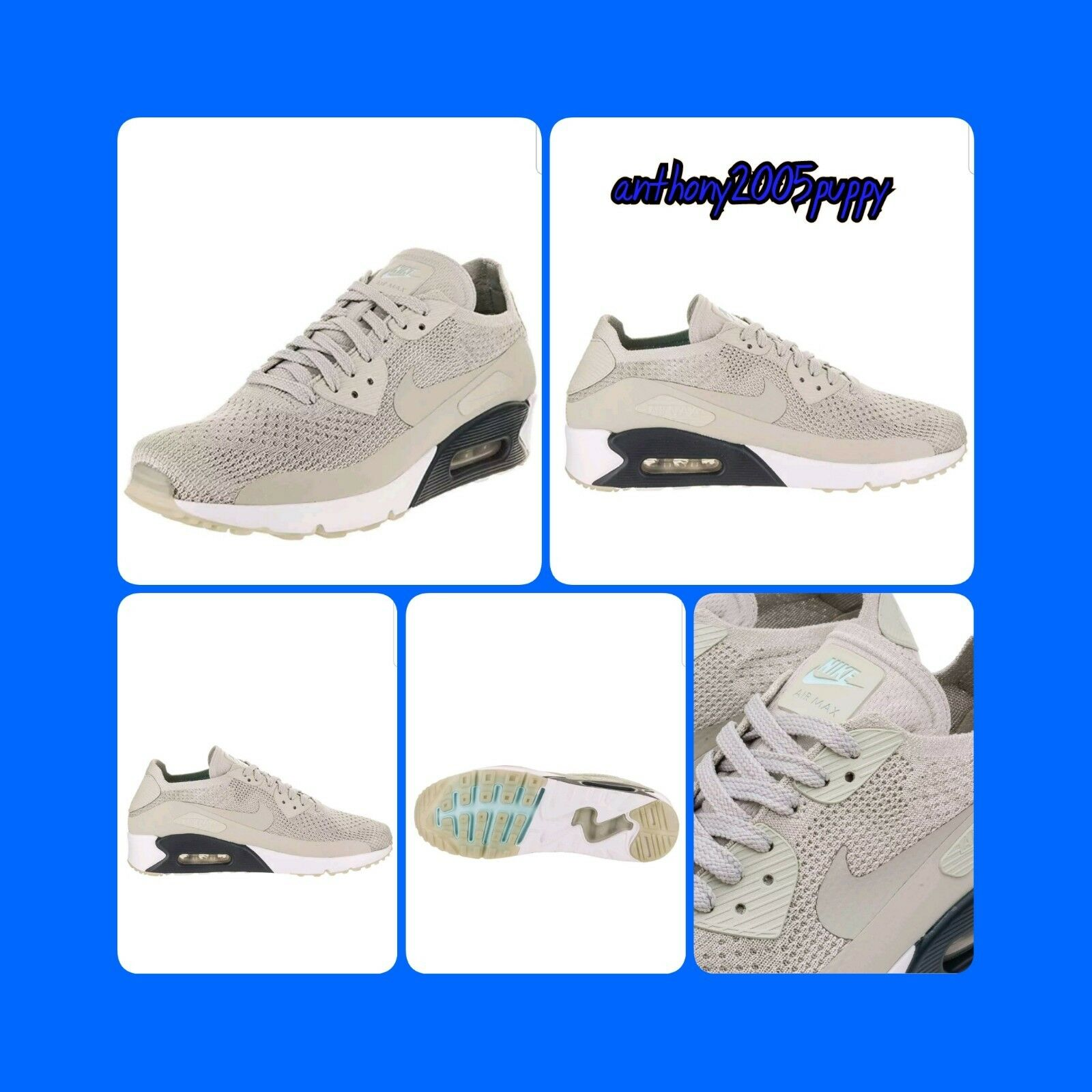 40, EU 6 UK 875943 fliegenstric, 2.0 Ultra 90 Max Air Nike