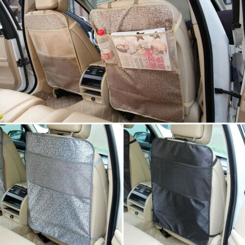 Protector Car Safety Seat Back Cover Kids Kick Clean Pad Mat Anti Stepped Dirty