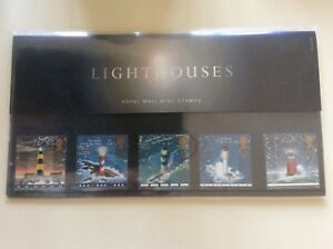 Light-Houses-Royal-Mail-Mint-Stamps