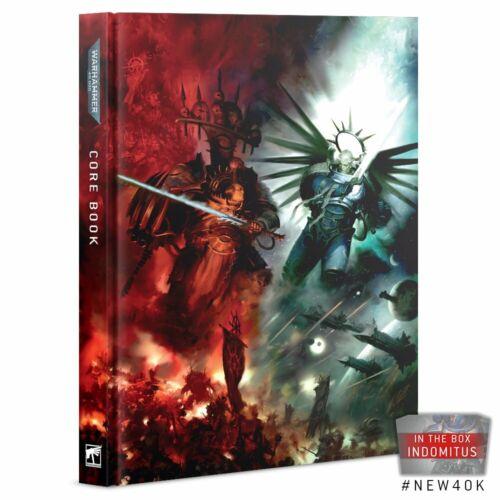 Warhammer 40K indomitus Limited Edition Core Book
