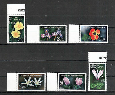 Briefmarken Europa Sporting Türk.zypern Michelnummer 632-637 Postfrisch europa:2735