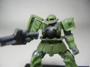 "Gundam Collection Vol.3 /"" MS-06F-2 ZAKU Ⅱ F2 Marking 06-3 /"" 1//400 Figure"