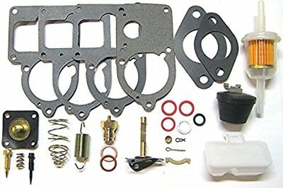 Solex Carburetor 28//34 Pict 3 Quick Kit Needle /& Seat /& Accelerator Diaphragm