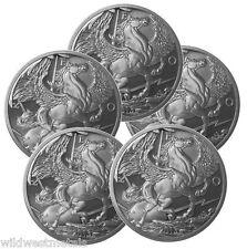 2013 1 oz Silver PEGASUS .999 Silver Bullion Round - Hot *Rare* Heidi Wastweet