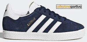 adidas gazelle bimbo blu