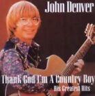 Thank God I'm a Country Boy 0886976362829 by John Denver CD