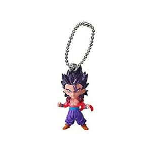 Dragon Ball Gashapon Keychain SS Vegeta UDM Burst 17