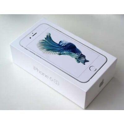 Apple iPhone 6S 64GB ORIGINAL Libre I PLATA  I Nuevo (otro) I PRECINTADO
