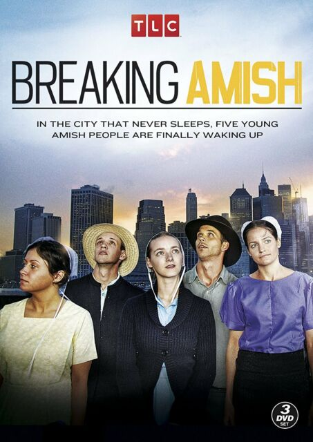 BREAKING AMISH NEW DVD STORY OF 5 YOUNG AMISH MENNONITE PEOPLE GOING TO NEW YORK