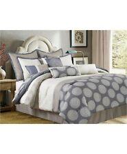 10 Piece Edda GrayMustard Comforter