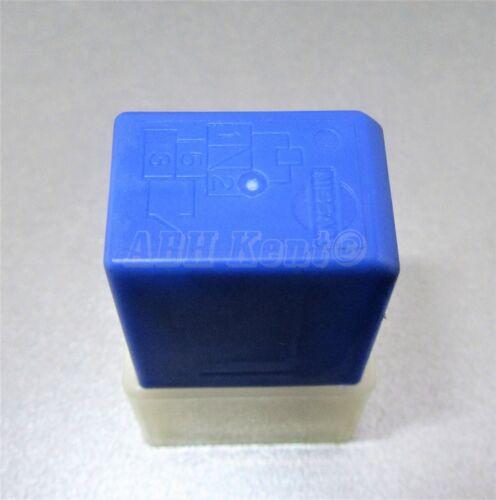 270-Genuine Nissan Fog Lights Air Con Throttle Motor 4Pin Blue Relay 25230-79917