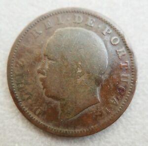 Monnaie-du-Portugal-20-reis-Louis-I-1884-Etat-mediocre
