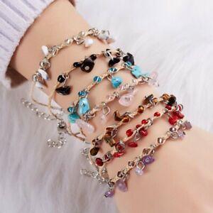 7pcs-set-Colorful-Natural-Stone-Bracelet-Women-Weave-Bangle-Jewelry-Gift-Party