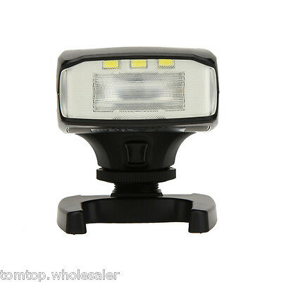 MEIKE MK320-C TTL Speedlite Mini Flash Light for Canon 60D 7D Hot Shoe Camera
