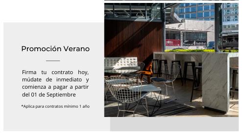 Oficina En Renta Corporativo Paragón Santa Fe (m2o743)