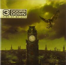 CD - 3 Doors Down - Time Of My Life - #A3550