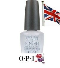 OPI Start to Finish Top Coat and Base Coat  Mini 3.75ml Bottle