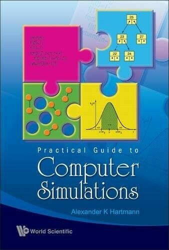 Practical Guide to Computer Simulations (with CD-ROM) - Very Good Book Hartmann