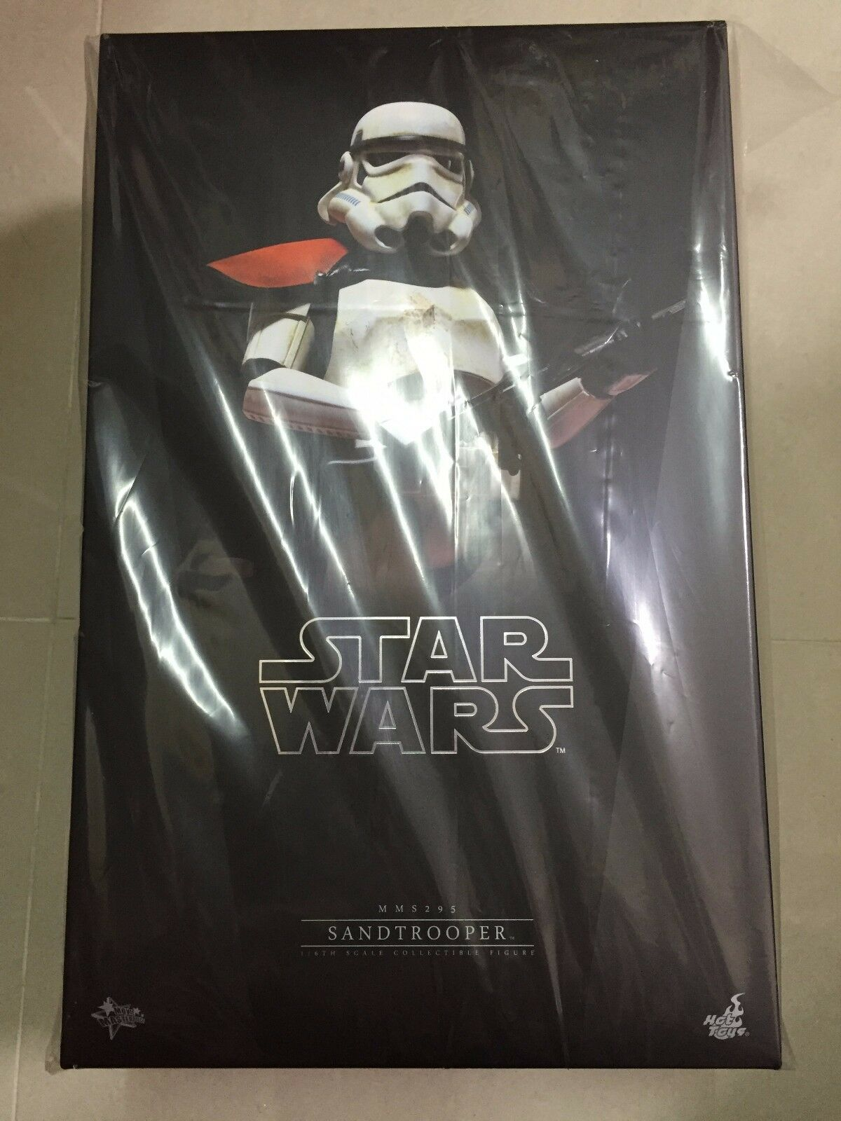 Hot Toys MMS 295 Star Wars Episode IV A Nuovo Hope Sandtrooper 12 inch Figure NEW
