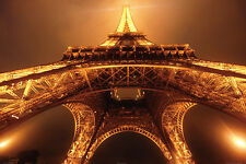 Paris Poster Eiffelturm Jim Zuckerman mit Gratisposter