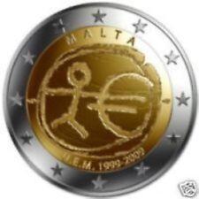 Malta  2009  2 euro commemo   EMU    UNC uit de rol !!!