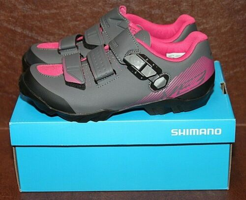 Shimano SH-ME3 Women/'s MTB Bicycle Cycling Shoes Black//Magenta ME3-40 US 7.8