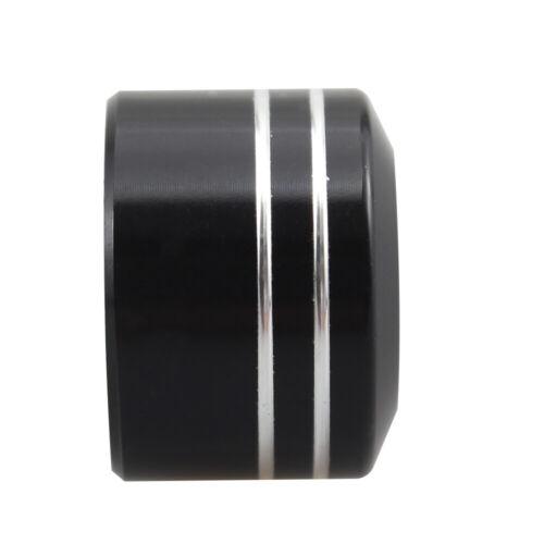 """10 Pcs Inner 11.5mm 7//16/"""" Schrauben Motor Bolt Topper Cover Cap Black For Harley"""