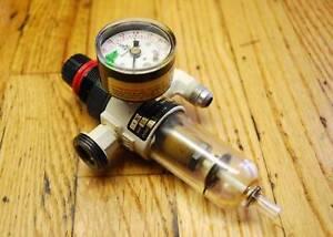 C.A. Norgren Co B07-202A1AA Numatic regulator/filt<wbr/>er - USED