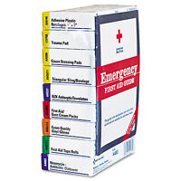 First Aid Only Ansi Compliant 10 Person First Aid Kit Refill 63-pieces 740010 on sale