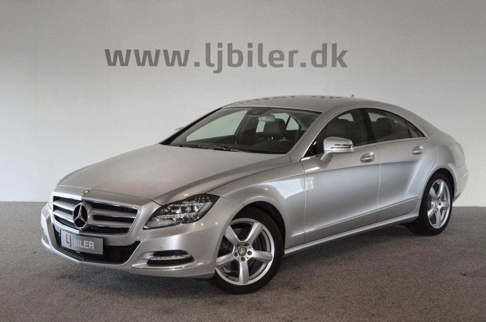 Mercedes CLS350 3,0 CDi aut. BE 4d - 449.800 kr.