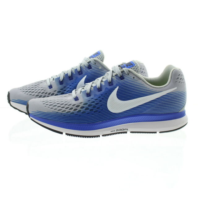 d365a3515294f Nike 880556-007 Mens Air Zoom Pegasus 34 Lightweight Running Shoes Sneakers